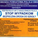 Plakat policja-mała